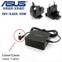 Original notebook ac dc adapter for ASUS 19v 3.42a For  x450 x402c x452p x550v