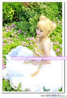 New Customized Sailor Moon Tsukino Usagi Makoto Rei Hino Sango Minako Cos Juniors cosplay hare moon princess load free shipping