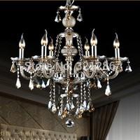 Crystal Chandelier Lighting Home Lighting Cristal lustre  Decoration Chandeliers and Pendant chandelier Living Room Indoor Lamp