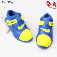 Children cotton shoes Spiders sport shoes color block decoration boy and girls  Comfort casual shoes 2 Color Size(US): 7.0 - 9.0