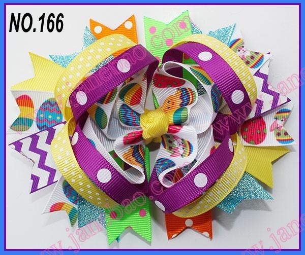free shipping 50pcs 5.5'' B- ring hair bows christmas cartoon hair bows girl hair accessories popular hair clips(China (Mainland))