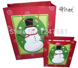 OEM professional customized paper bag manufacturer in China matte laminated matt luxury shoes paepr bag(China (Mainland))