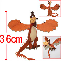 Long monstrous HOW TO TRAIN YOUR DRAGON 2 Printed  nightmare night fury Stuffed Animals Toys Plush Doll ,retails,child gift