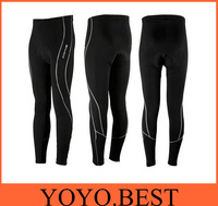 SAHOO New Men' Thermal Winter Cycling Pants Bike/Bicycle Sports Outdoor Casual Windproof Trousers