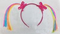2014 new style Wholesale  girls children halloween HAIRBANDS Headwrap hairband Hair bow Ornaments