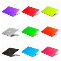 "Free Shipping  Rubberized Frosted Matte Hard  Laptop Case Cover Shell For Apple Macbook Air 11"" 13"" Pro 13"" 15"" Retina 13"" 15"""