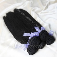 Malaysian virgin hair straight, Dream Remy hair products 4pcs lot,Grade 5A,100% unprocessed hair weaves free shipping