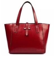 100% Real Genuine Leather Bags Vintage Women Handbag Designers Brand Lady Shoulder Messenger Bags 2014 Promotion 5049
