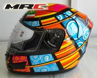 Free shipping Fashion MRC Valentino Rossi NO.46 motorcycle helmet winter full face helmets Kart racing capacete DOT M/L/XL/XXL