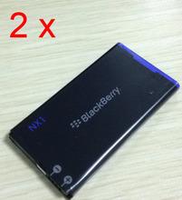 2x Genuine BlackBerry Battery NX1 N-X1 2100mAh For Mobile Phone BlackBerry Q10(China (Mainland))