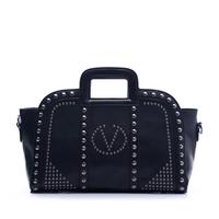Vintage Women's Leather Handbags PU Patchwork Handbag Smiley Face Bag Shoulder Bags Messenger bags women handbags Z5