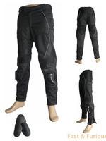 Free shipping Best Selling Summer Motorcycle Pants Automobile Race Pants Knight Pants Windproof Waterproof Black