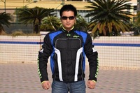 New Hot Sale Body Cycling clothing motorcycle clothing Automobile Race Clothing oxford fabric jacket windproof