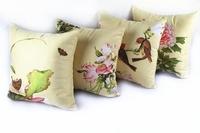1Pcs National Style Printing Sofa Bed Pillowcase Cushion Cover Car Covers Decorative Pillows Cushions Home Decor fk673306