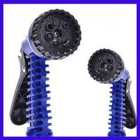 Blue Magic Hose 50FT expandable hose With Gun Pipe  garden water hose Valve+ spray Gun With EU or US connector seen on TV