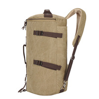 Free Shipping Big Promotion Men Backpack Bags, Genuine Leather Shoulder Bag