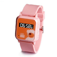 Free shipping Children Kids GPS GSM GPRS Tracker device Watch Double Locate Remote Monitor SOS function