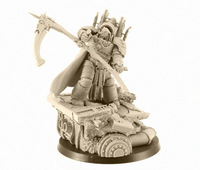 War of Hammer  -  MORTARION THE REAPER PRIMARCH OF THE DEATH GUARD