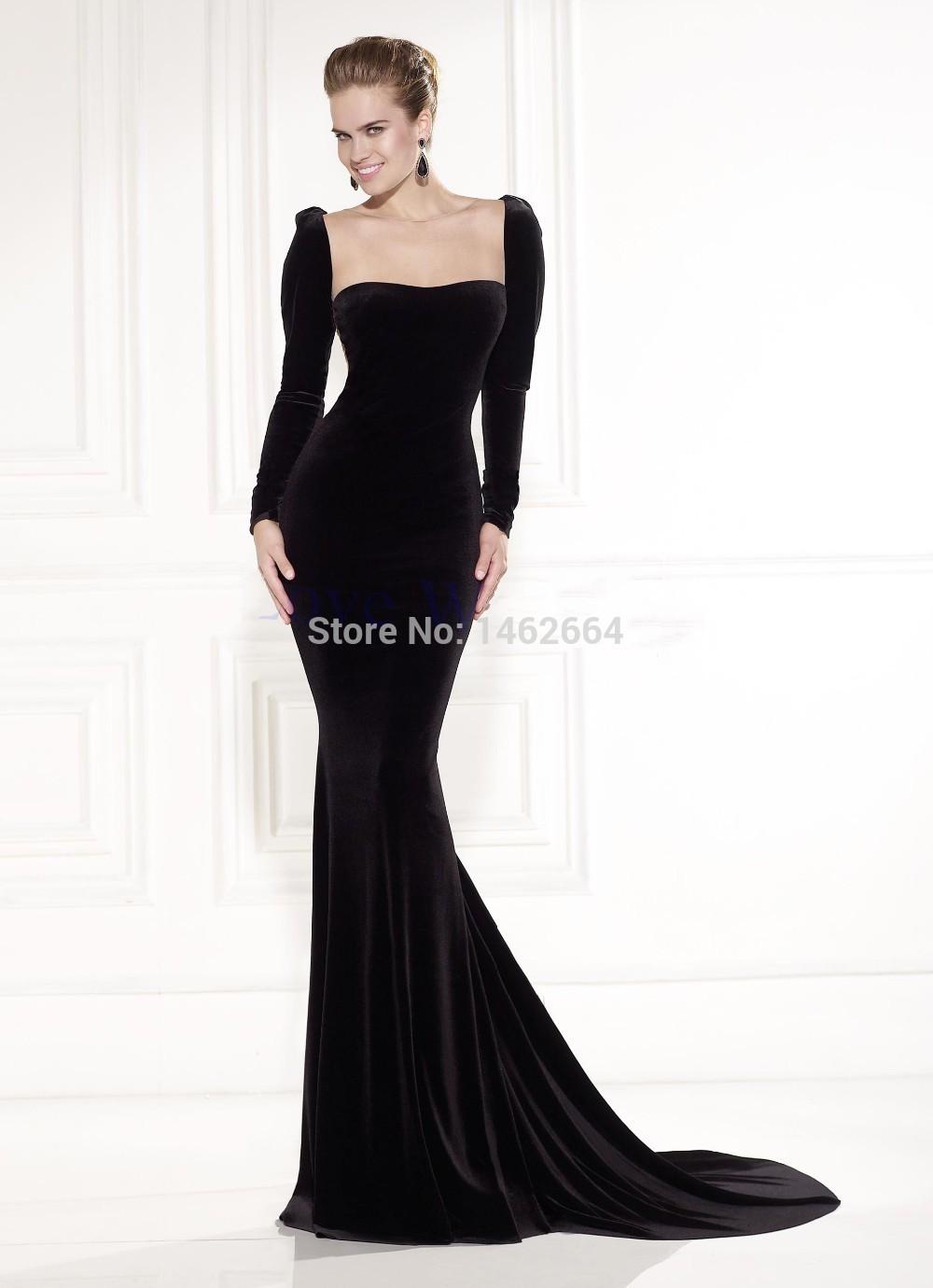 Evening Dresses Winter 64