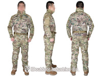 EMERSON Riot Style CAMO Airsoft Uniform Set combat uniform EM6894M Multicam