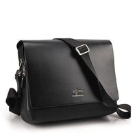 new 2014 travel bags men's bags Cross section men messenger bags men's bag pu+ leather kangaroo classic luxury style for men Z5