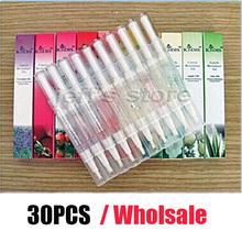 30PCS Wholesale Nail Art Oil Treatment Revitaliaer Softener tool nail care products UV Gel Set Nail