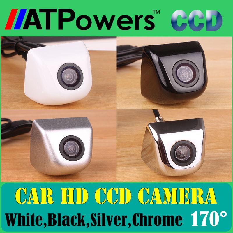 Universal HD CCD Car Rearview Camera For all-car 170 Degree Backup Parking Reverse Camera For Monitor GPS Rear View Camera(China (Mainland))