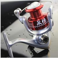 High Quality 12BB+1RB MR3000 Spinning Reel Fishing Reel Gear Ratio 5.2:1 Metal Spool Free Shipping