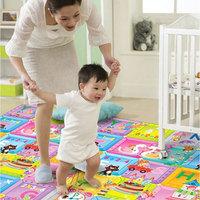 New Funny Durable Baby Kid Toddler Crawl Mat Play Carpet Playmat Playing Foam Blanket Alphabet #53287