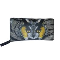wallet 2014 new fashion women leather handbag cartoon bag owl fox shoulder bags women messenger   genuine leather wallet owl bag
