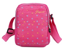 New arrival women handbags messenger bags female nylon cloth mini shoulder bag casual