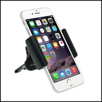 New Car Accessory Air Vent Mount Holder For iphone 6 Plus Galaxy Note4 GPS Tonsee