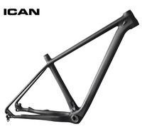 29ER carbon frame mtb mountain bike 142x12 135x9 UD-matt mtb carbon frame 29er BB92 bottom bracket bicycle frame X6