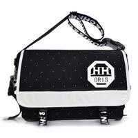 Kimura Well Hung same paragraph beauty women nylon shoulder bags Messenger bags Korean version 15 -inch laptop women handbags