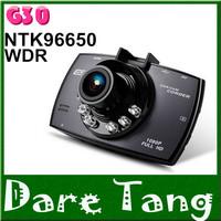 "2014 Hot Sale G30 2.7"" LCD 1080P Full HD Car DVR Dash Camera Recorder G-sensor Novatak 96650 170 Degree Angle 6 IR Night vision"