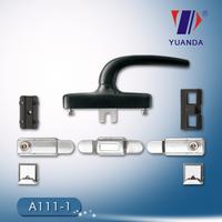 Window Lock,Aluminium Window Handle Lock,A111B