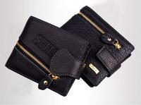 Cartoon Purse Wallet men short Wallet New wallet leather goods wholesale