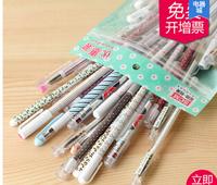 Needle unisex pen carbon pen black pen unisex pen stationery