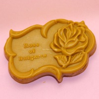 New silicon soap mold Cake decoration mold Cake mold manual soap mold flower