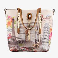 2015 New Women PU Leather Handbag Vintage Women Messenger Bags Shoulder Bag Fashion Crossbody Bag Hot Casual Tote Bolsas