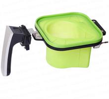 1Pcs 3D Sublimation Vacuum Heat Press Transfer Machine Silicone Clamps For Wine Mug