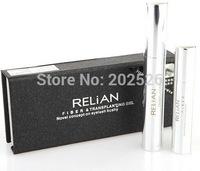Relian 8041 Eyelash Extension  Mascara Set 3D FIBER LASHES  Waterproof Transplanting Gel & Natural Fibers Makeup Cosmetics