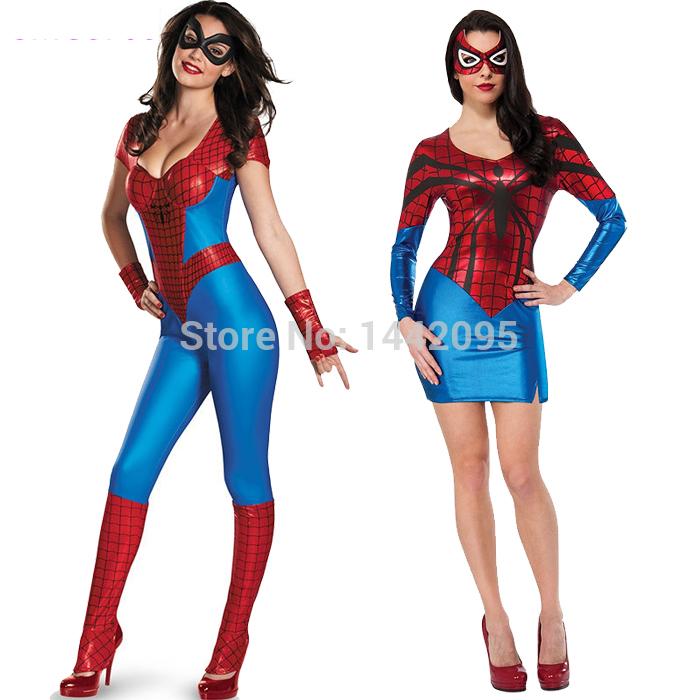 Платья В Стиле Супергероев