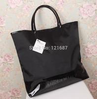 Fashion transparent large capacity shoulder bag original packaging/Transparent Net yarn shoulder bag