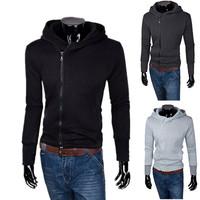 2014 new  casual sweatshirt mens brand sports suit fleece hoodie jackets men sportswear men hoodie sweatshirt  WZW22