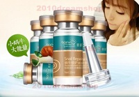 repairing snail extract hyaluronic acid remove acne anti-wrinkle anti-aging tender skin moisturizing whiten and smooth