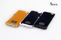 For iPhone 6 Plus(5.5inch) ios8 thin 10000mAh Full Protection Power Case With USB Output Power Bank External Battery Charger