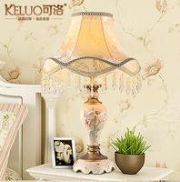 Fashion table lamp ofhead modern fashion brief romantic lamp t08