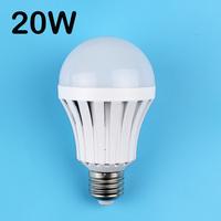1pcs 20W led lamp e27 220V 5730SMD 40 led e27 led 20W Led bulbs e27 free shipping