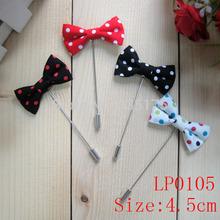 Различные стили винтажный ткань галстук-бабочка нагрудные бутоньерка для мужчины ( 13 цветов для выбора )